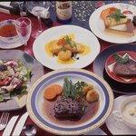 プティ・ホテル セ・ボン - 世界三大珍味フルコース