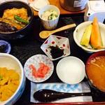 女川海の膳ニューこのり - 欲張りこのり丼¥2,500