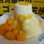 思慕昔 - ふわふわミルク冰とあまーい芒果が、今日も訪台客をノックアウト!