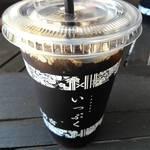 ソフトクリーム いっぷく - ドリンク写真:アイスコーヒーM