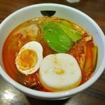 麻辣屋 シャンシャンタン - シャンシャン盛り(900円)