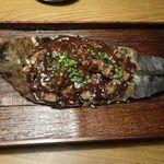 九つ井 - 朴葉味噌焼きの牛ロース