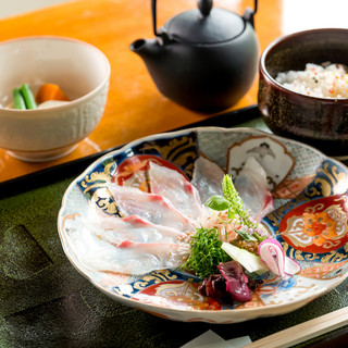 京都嵐山を感じる独創的なお料理