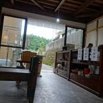 カフェレストラン美富士屋 - 店内の様子