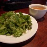 71397890 - スープ・サラダ