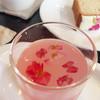 コチト - 料理写真:お花のゼリー 400円