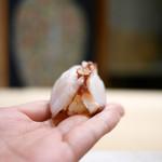 初音鮨 -  真蛸