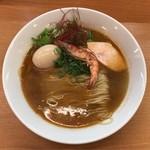麺処ろくめい - 海老塩そば¥880