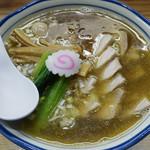 銀座 朧月 - チャーシュー麺
