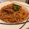 モカ - 料理写真:ナポリタン 600円。