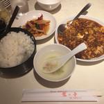 71402966 - 麻婆豆腐 ¥1,000-