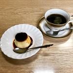 芳味亭 - 珈琲とプリン