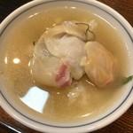 海鮮丼 とろ作 - 〆茶漬けはもっと美味い
