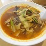 苗老太 - 牛肉麺