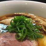 らぁ麺 すぎ本 - 青ネギ