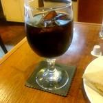 cafe SAWAYA - アイスコーヒー:400円