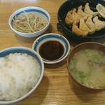 鉄なべ - 貝汁定食 1,026円