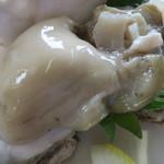かみふーせん - 料理写真:生牡蠣