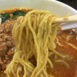 南京亭 - 【再訪】味噌担々麺