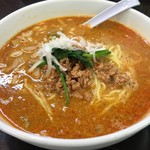 南京亭 - 料理写真:【再訪】味噌担々麺