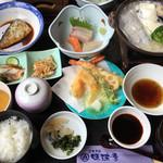 お食事処 味波季 - 日替わりランチ定食=¥900 [税込]