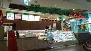 銀座コージーコーナー 上野公園ルエノ店 - お店の様子