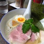 親孝行 - 鶏白湯 醤油(特製)