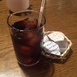 炭焼工房 飯味楽 - 食後のコーヒー。
