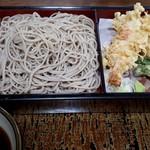 むさし乃 - 天盛り(大)1000円