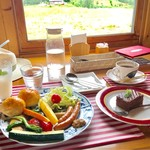 Lunch&cafe 風 -