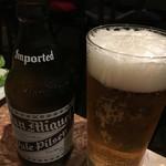 テッパン食堂 スワーハ - ビール
