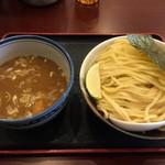 甍 - ・「濃厚煮干しつけ麺 大300g(¥800)」