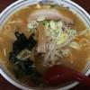 珉珉亭 - 料理写真:半味噌らーめん 500円