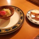 カルド - サラダ・パン