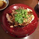 71418614 - 鶏ムネタタキよダレ