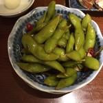 71418615 - つきだしのぺペロン枝豆