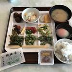 ハトヤホテル - 料理写真: