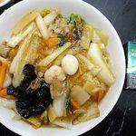 中国料理 登龍 - 中華丼(大盛)