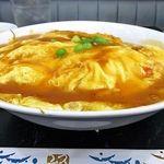 中国料理 登龍 - 天津丼(大盛)