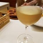 サン・ヴァンサン - グラス白ワイン