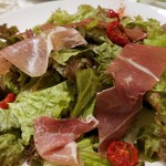 サン・ヴァンサン - シェフのおまかせグリーンサラダ
