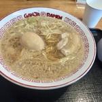 ガンジャ ラーメン - 味玉ラーメン830円