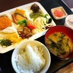 やまぼうし - 料理写真:フィンクスの朝食!