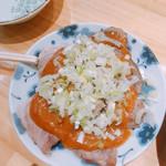 小江戸 - 赤身刺し(350円)