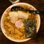 GRAVITY EKODA BASE - 中華蕎麦 700円