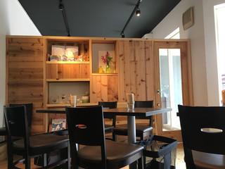 デザートカフェ ハチドリ - 店内