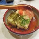 菜々海 - 揚げ出汁豆腐