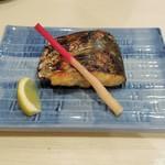 菜々海 - 銀ダラの西京漬け?
