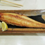菜々海 - ほっけの塩焼き