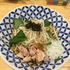 中華そばムタヒロ - 料理写真:ニボシマゼソバ
